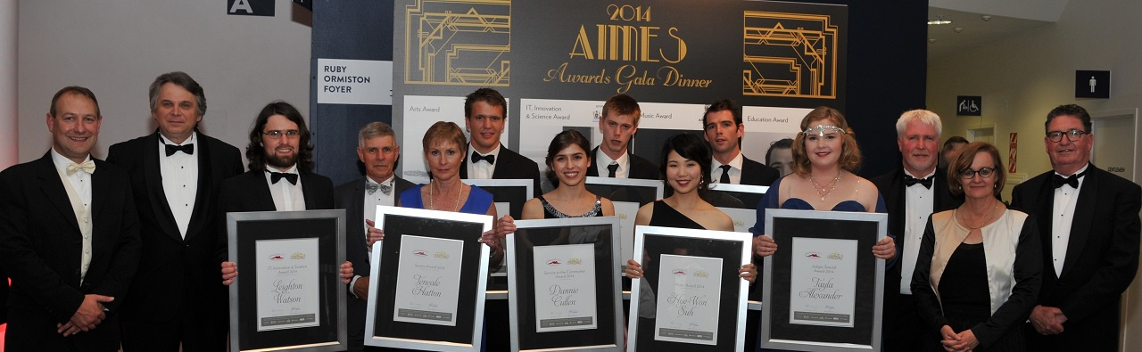 2014 AIMES Awards Recipients